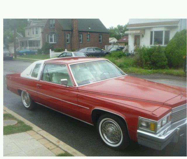1979 Cadillac Coupe DeVille Fantastic Original Car Movie
