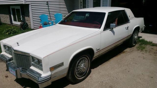 1979 Cadillac Eldorado ** Rare Find ** Great Condition
