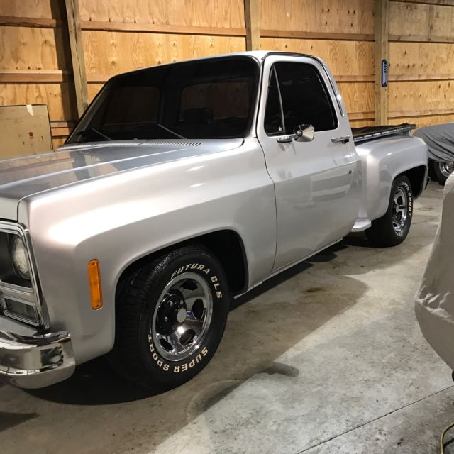 Straight Truck For Sale >> 1979 Chevrolet C10 Shortbed Stepside - NO RESERVE for sale - Chevrolet C-10 1979 for sale in ...