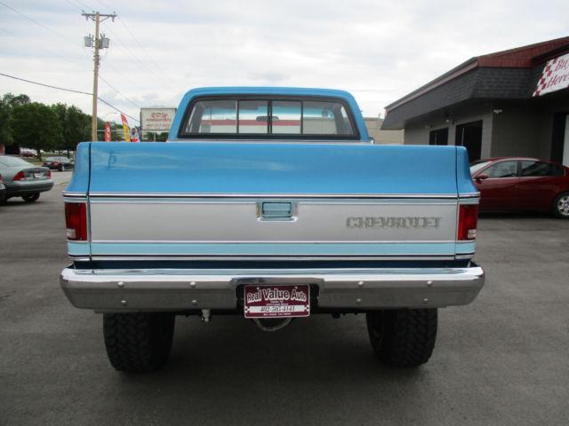 1979 Chevrolet Silverado Short Box 4x4 Rust Free Arizona