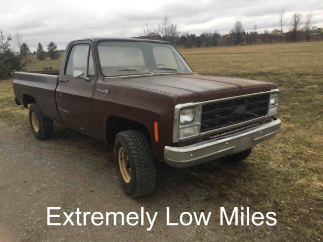1973 to 1980 chevrolet trucks for sale used cars on html autos weblog. Black Bedroom Furniture Sets. Home Design Ideas