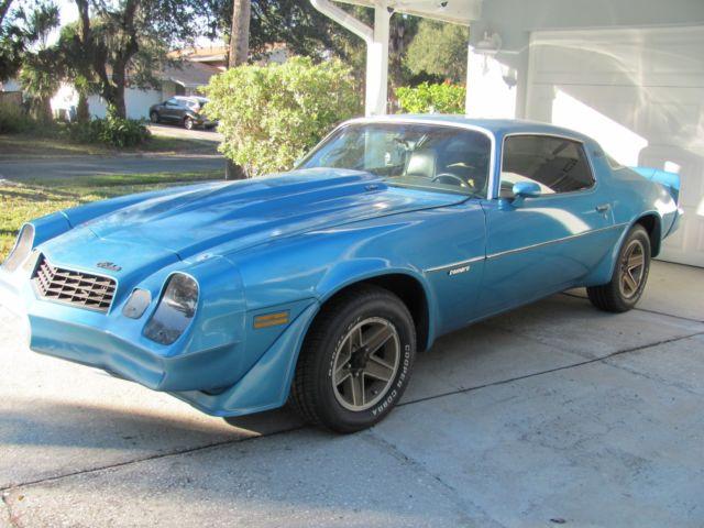 1979 Chevy Camaro Berlinetta for sale - Chevrolet Camaro