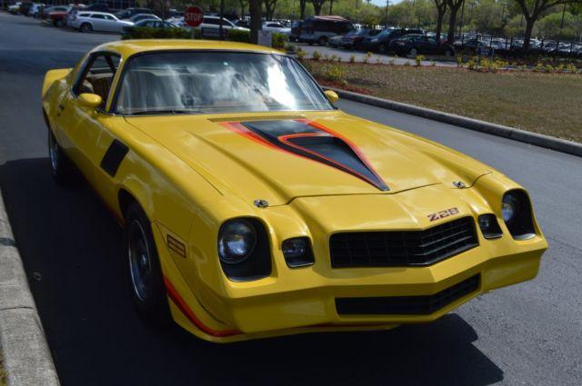 1979 chevy camaro z28 hurst rare find florida car bid to win it rare color for sale. Black Bedroom Furniture Sets. Home Design Ideas