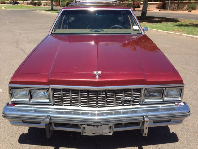 1979 chevy caprice classic station wagon with the 350 v8 for Chevy v8 motors for sale
