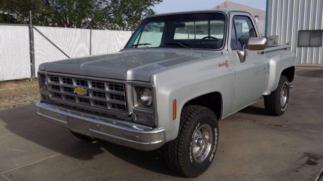 1979 chevy k10 4x4 for sale chevrolet c k pickup 1500 1979 for sale in prescott arizona. Black Bedroom Furniture Sets. Home Design Ideas
