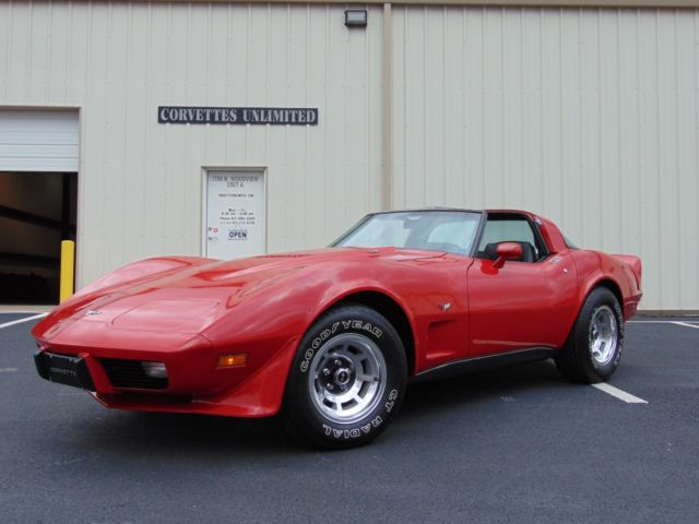 1979 Corvette L 82 4 Speed Rare Restored Fully Documented Most All Options For Sale Chevrolet Corvette 1979 For Sale In Nixa Missouri United States