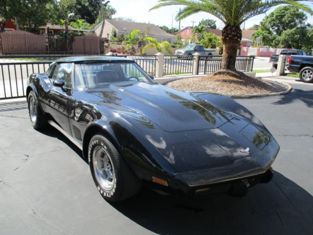 1979 corvette numbers matching for sale chevrolet corvette 1979 for sale in miami florida. Black Bedroom Furniture Sets. Home Design Ideas