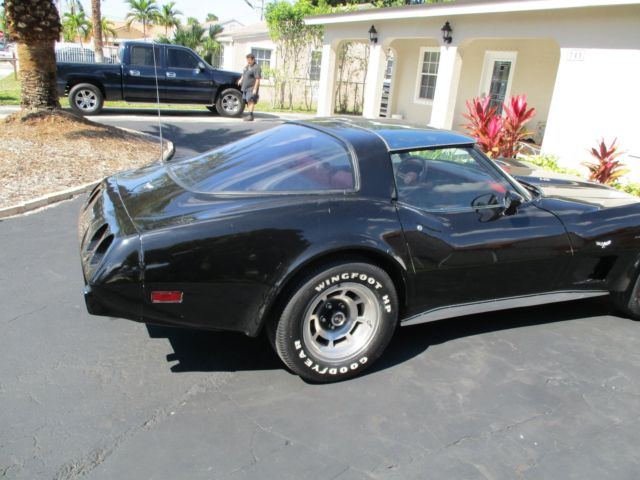 1979 corvette numbers matching no reserve for sale chevrolet corvette 1979 for sale in miami. Black Bedroom Furniture Sets. Home Design Ideas