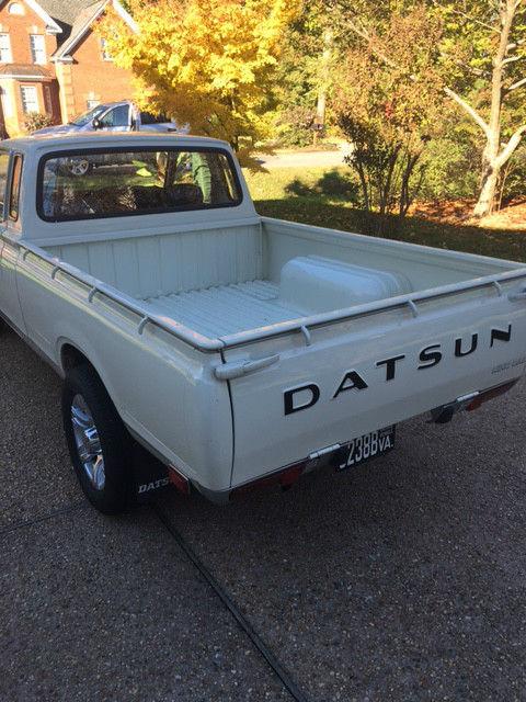 1979 Datsun 620 King Cab All Original Original 64k Miles For