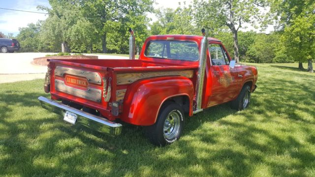 1979 dodge little red express truck for sale dodge other pickups. Cars Review. Best American Auto & Cars Review