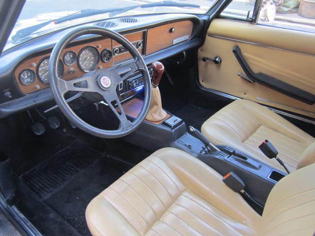 fiat 124 spider manual transmission