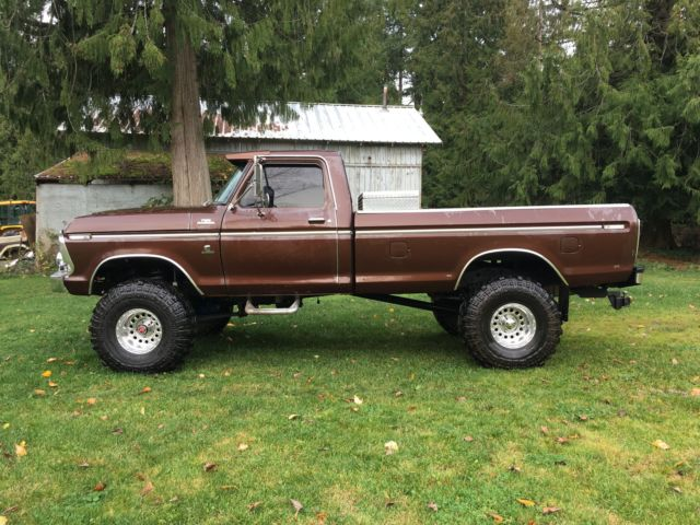 1979 ford cummins diesel powered lifted 4x4 fummins for sale ford f 250 1979 for sale in. Black Bedroom Furniture Sets. Home Design Ideas