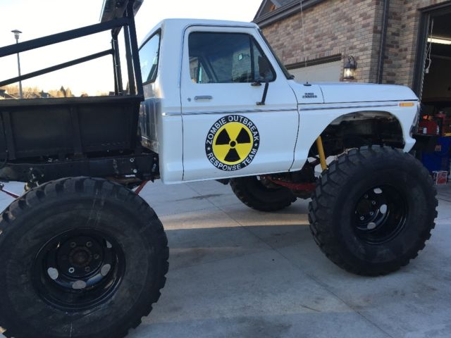 1979 ford f 250 monster truck with rockwells and 48 inch tires for sale ford f 250 1979 for. Black Bedroom Furniture Sets. Home Design Ideas