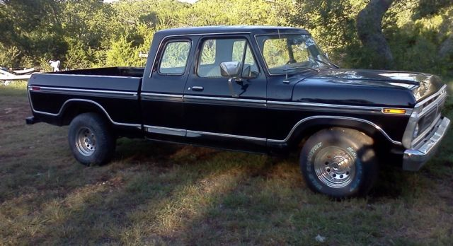 1979 ford f150 supercab short bed 1977 for sale ford f 150 1979 for sale in dripping springs. Black Bedroom Furniture Sets. Home Design Ideas