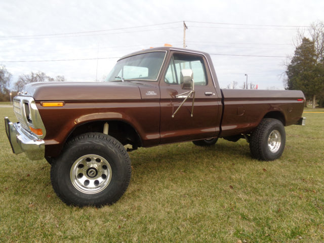 Ford F X Long Bed Regular Cab Inline Four Speed Ranger Pick Up