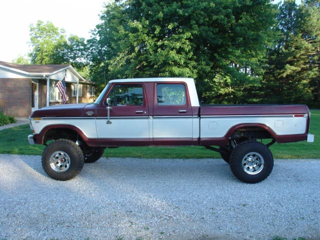 1979 ford f250 crew cab for sale ford f 250 1979 for sale in foristell missouri united states. Black Bedroom Furniture Sets. Home Design Ideas