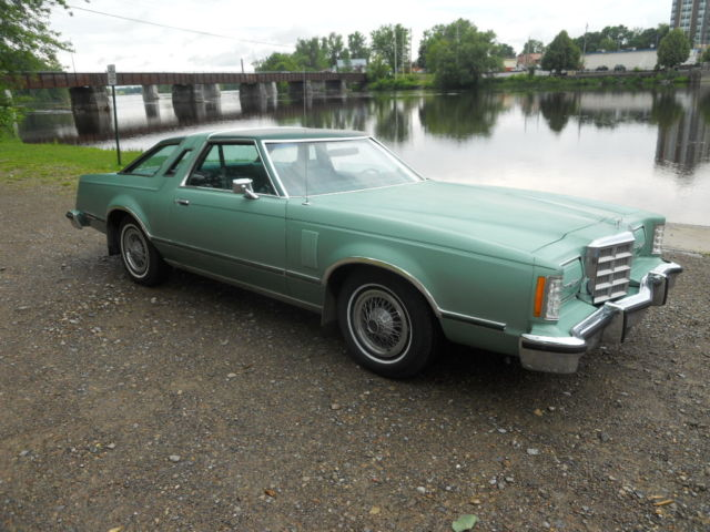 1979 ford thunderbird barn find 29 000 miles no reserve for sale ford thunderbird t bird. Black Bedroom Furniture Sets. Home Design Ideas