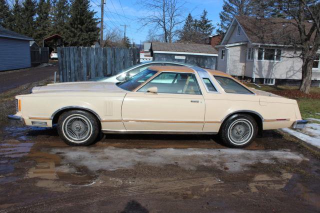 1979 ford thunderbird town landau coupe 93k orig mi for sale ford thunderbird town landau 1979. Black Bedroom Furniture Sets. Home Design Ideas
