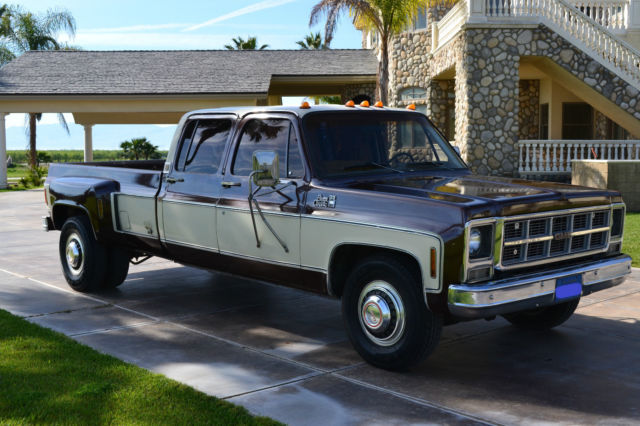 1979 gmc sierra classic 1 ton dually for sale gmc sierra 3500 1979 for sale in bakersfield. Black Bedroom Furniture Sets. Home Design Ideas
