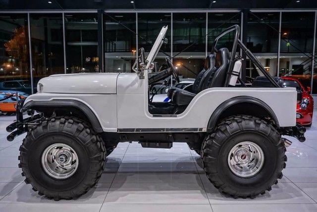 1979 Jeep Cj5 Custom Build Frame Off Restoration Huge Lift
