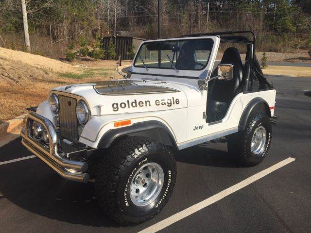 1979 Jeep CJ5 Golden Eagle for sale Jeep CJ 1979 for