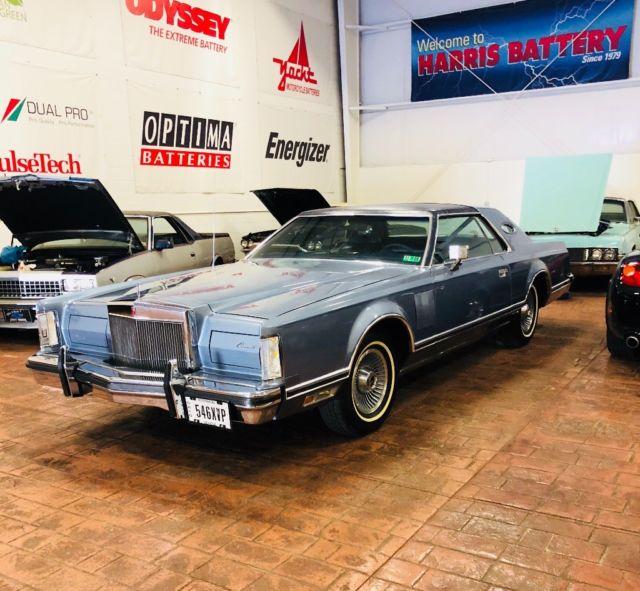 1979 Lincoln Mark V Designer Givenchy Edition For Sale