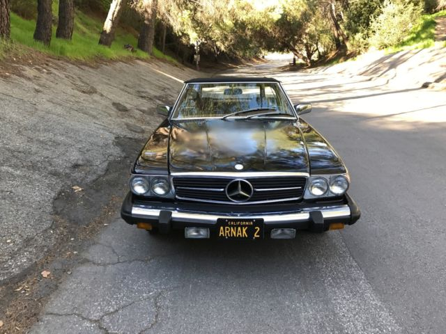 1979 mercedes benz 450sl for sale by owner california for Mercedes benz used cars for sale by owner