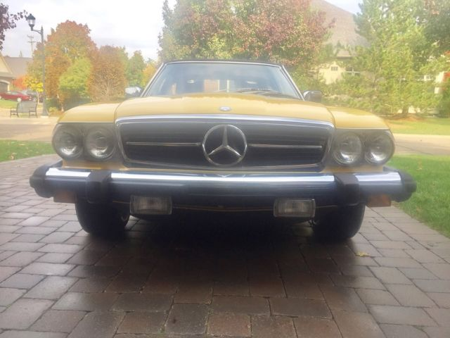 1979 mercedes benz 450sl southern car for sale for 1979 mercedes benz 450sl for sale