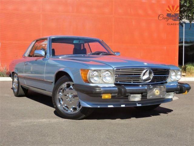 1979 mercedes benz 450slc coupe 4 5l v8 auto cold a c for Mercedes benz rochester mi