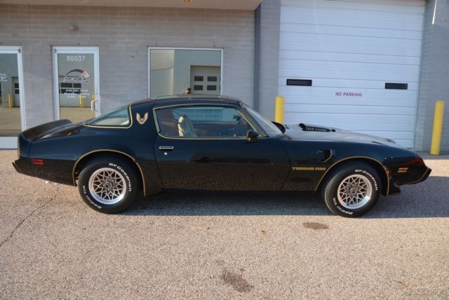 1979 pontiac firebird trans am y84 special edition smokey and the bandit for sale