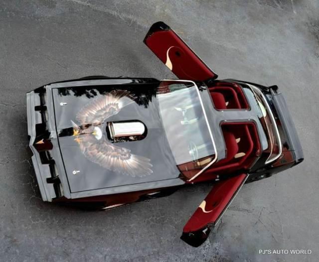 1979 Pontiac Trans Am Custom 0 Miles Black Coupe 403