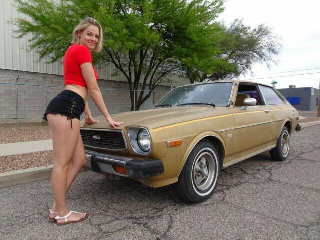 1979 Toyota Corolla Sr5 Liftback Ac Stick Az Car 0 Rot 27k