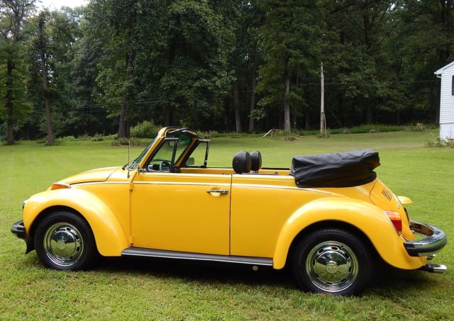 1979 volkswagen karmann beetle convertible vw bug for sale volkswagen beetle classic karmann. Black Bedroom Furniture Sets. Home Design Ideas