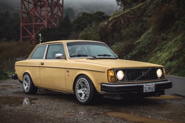 1979 Volvo 242 DL 16vT Group-A Inspired Race Car for sale - Volvo 240 1979 for sale in San ...