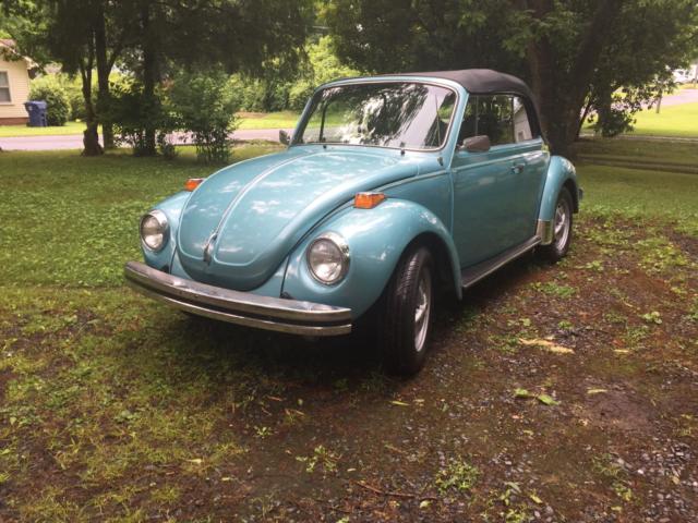 1979 vw beetle convertible excellent condition 89k miles for sale volkswagen beetle classic. Black Bedroom Furniture Sets. Home Design Ideas