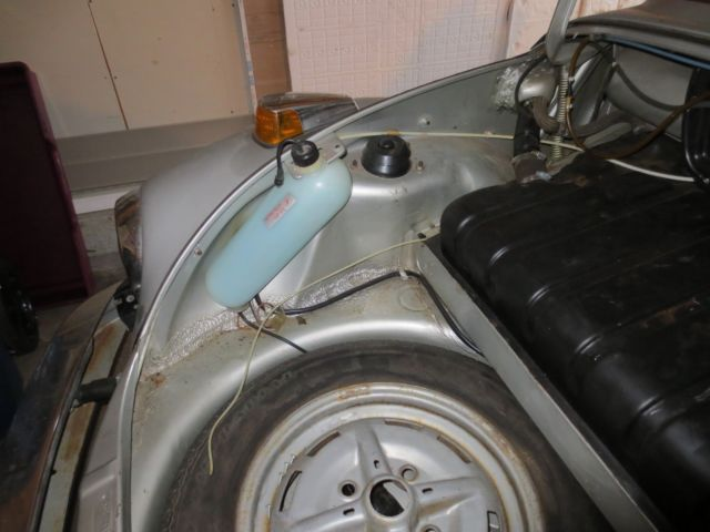 1979 VW CARMEN BEETLE FUEL INJECTION CONVERTIBLE for sale - Volkswagen Beetle - Classic 1979 for ...