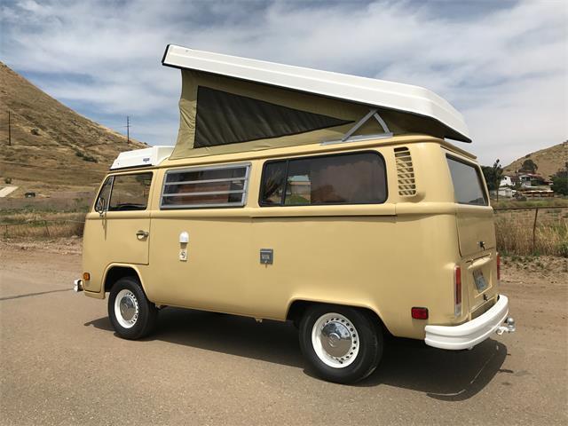 1979 vw volkswagen westfalia camper van bus free shipping with buy it now for sale. Black Bedroom Furniture Sets. Home Design Ideas