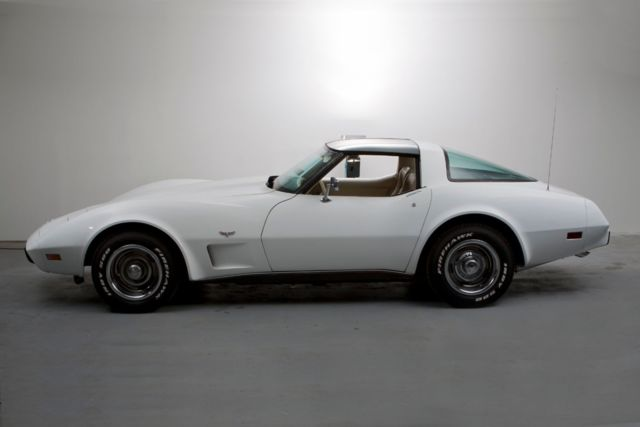 1979 White, over Tan 4 Speed Manual Trans, GM Performance ...