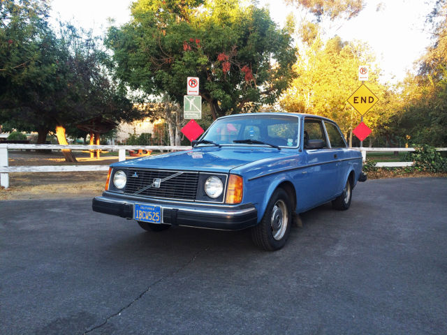 1980 242DL Volvo for sale - Volvo 242 1980 for sale in