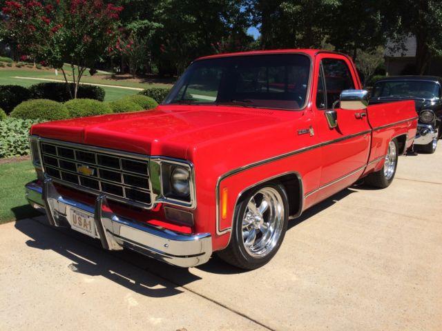 1980 chevy pickup truck