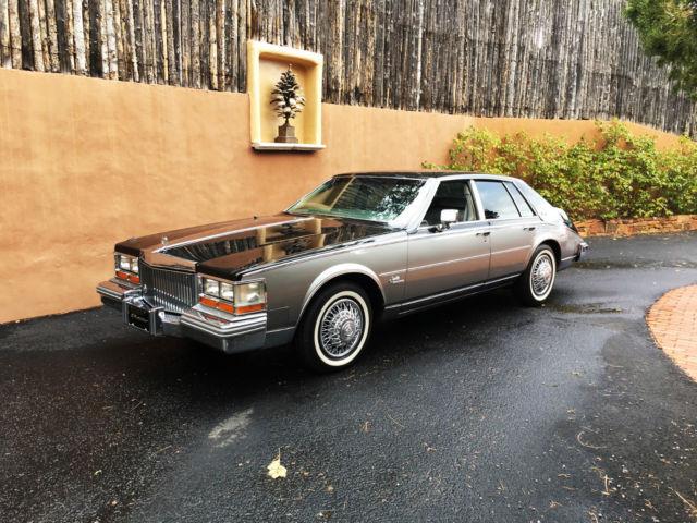 1980 Cadillac Seville Elegante 21 000 Miles 1985