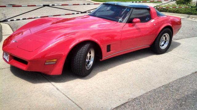1980 Chevrolet Corvette Coupe Stunning Paint Beautiful