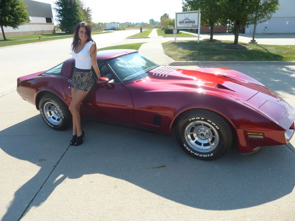sale chevrolet corvette 350 cid 1980 for sale in macomb michigan. Cars Review. Best American Auto & Cars Review