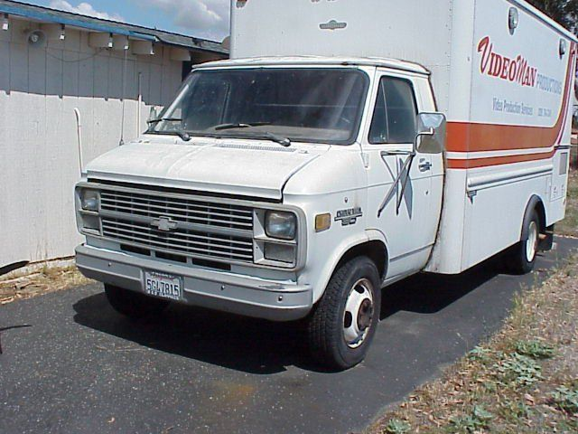 1980 Chevy 1 Ton Mobile Production Truck For Sale