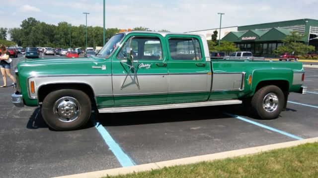 1980 Chevy C30 3+3 Dually low miles Muscle Truck nova ...