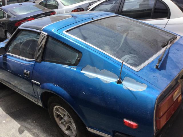 United Nissan Las Vegas >> 1980 Datsun 280 zx 6 cyc as is with title for sale - Nissan 280ZX 1980 for sale in Las Vegas ...