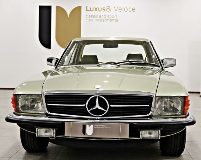 1980 euro mercedes benz 450 slc perfect for Mercedes benz 1900 model