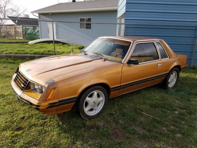 1980 Ford Mustang Lx