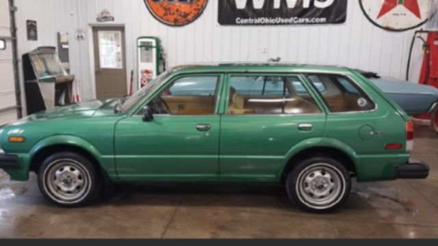 1980 honda wagon rare collector piece for sale honda civic 1980 for sale in greenup kentucky. Black Bedroom Furniture Sets. Home Design Ideas