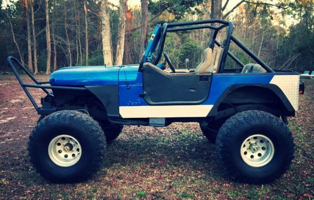 1980 jeep blue cj7 350 corvette motor v8 engine rock crawler 4x4 sport utility for sale jeep. Black Bedroom Furniture Sets. Home Design Ideas